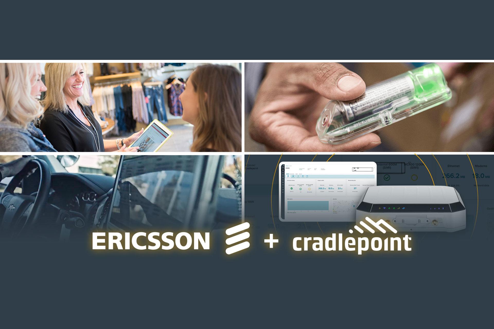 Ericsson accelerates 5G