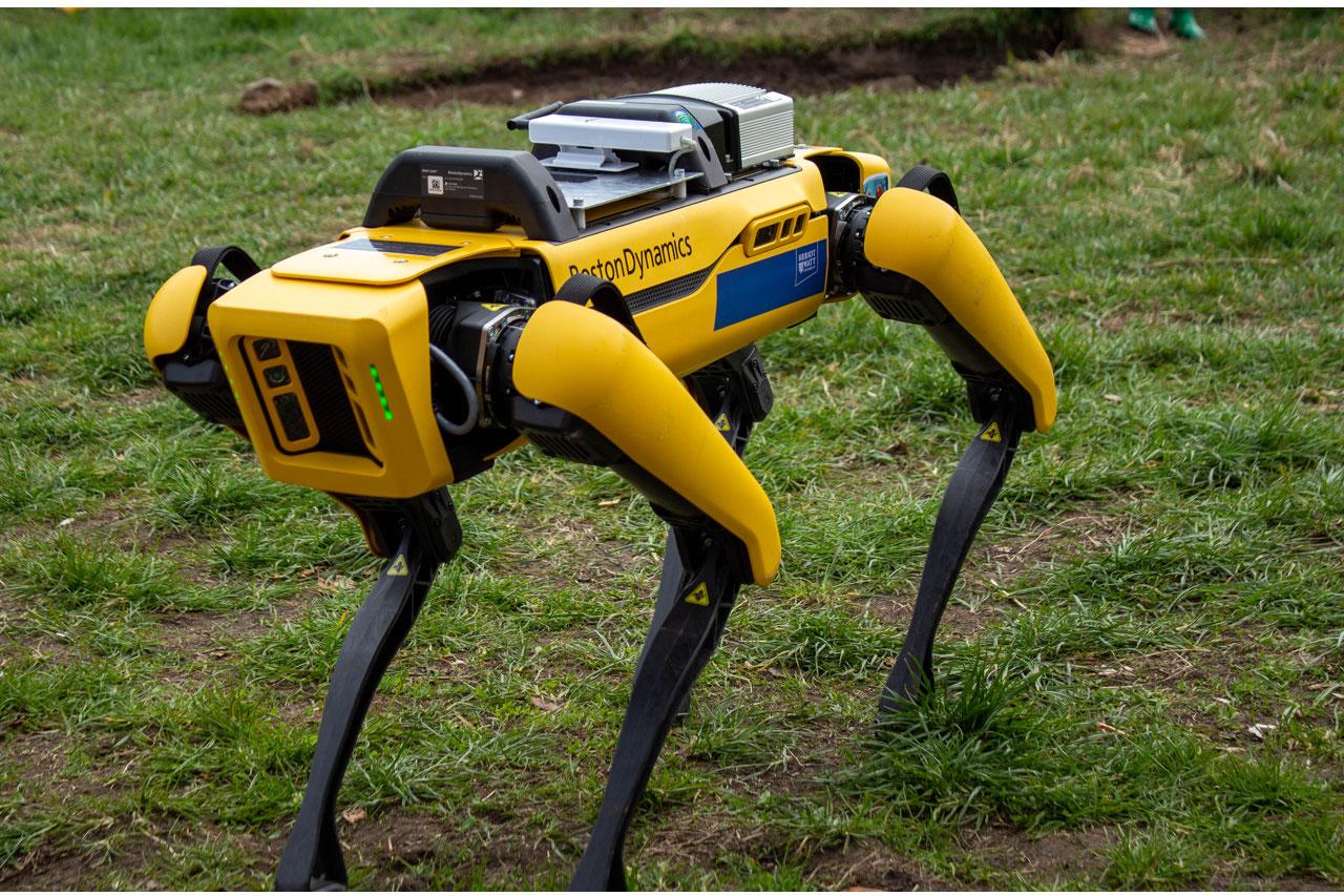 Spot Robot from Boston Dynamics