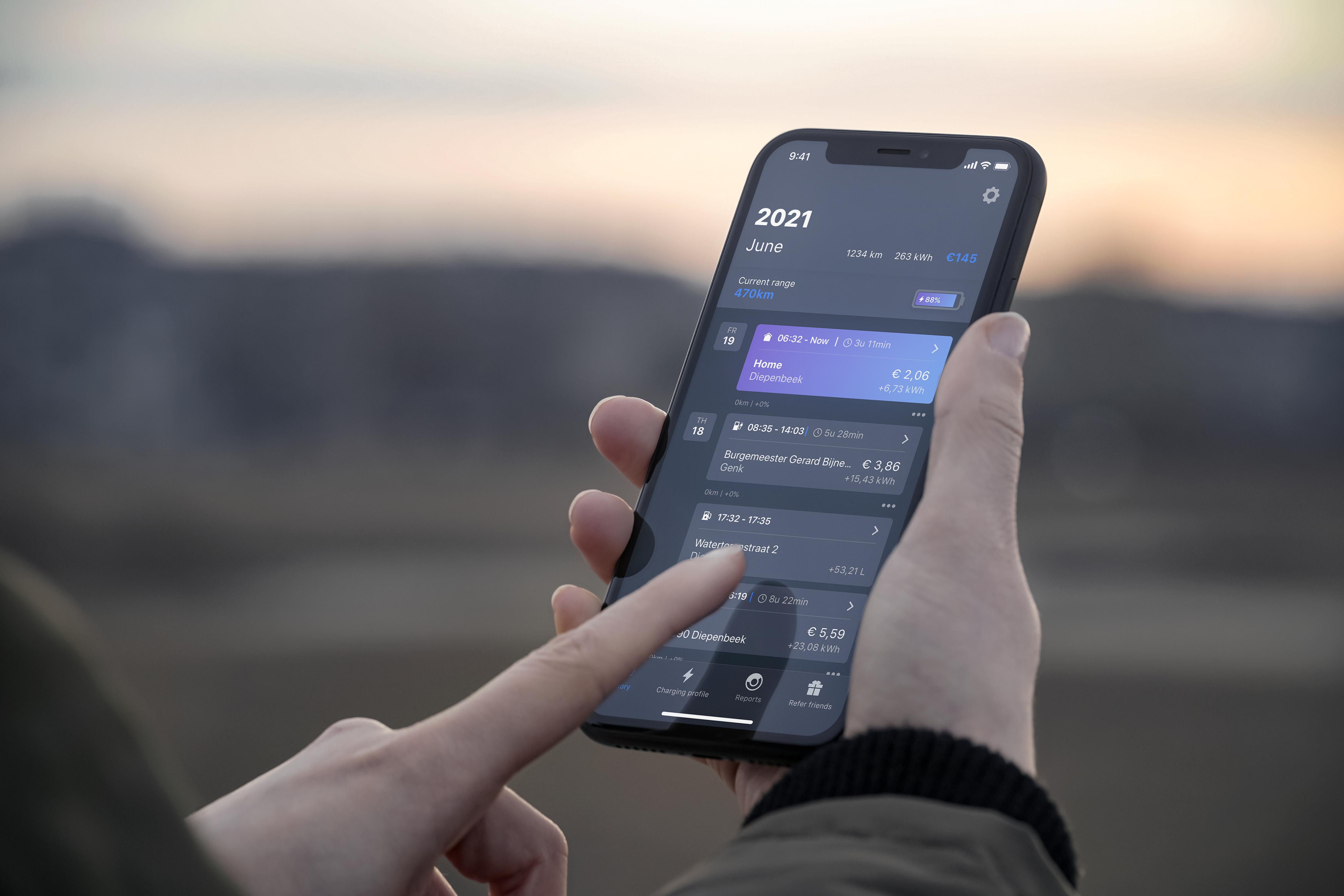 EEVEE App