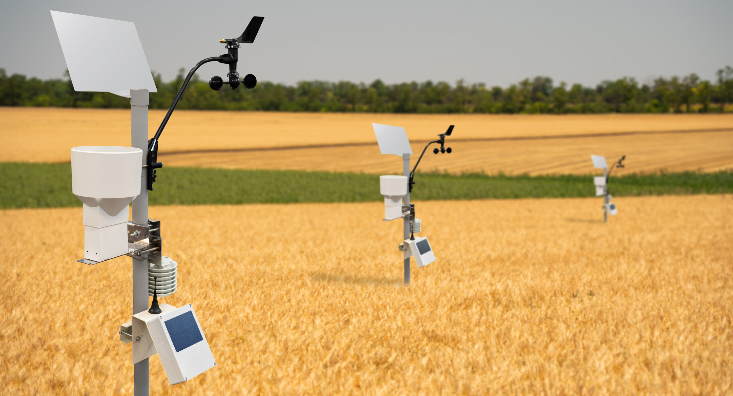 IoT RF Sensor Application