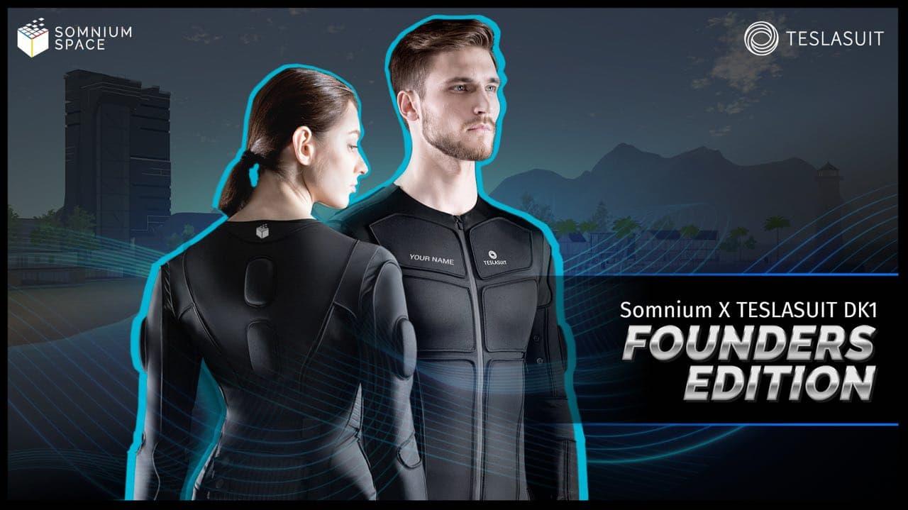 Somnium TeslaSuit NFT Token
