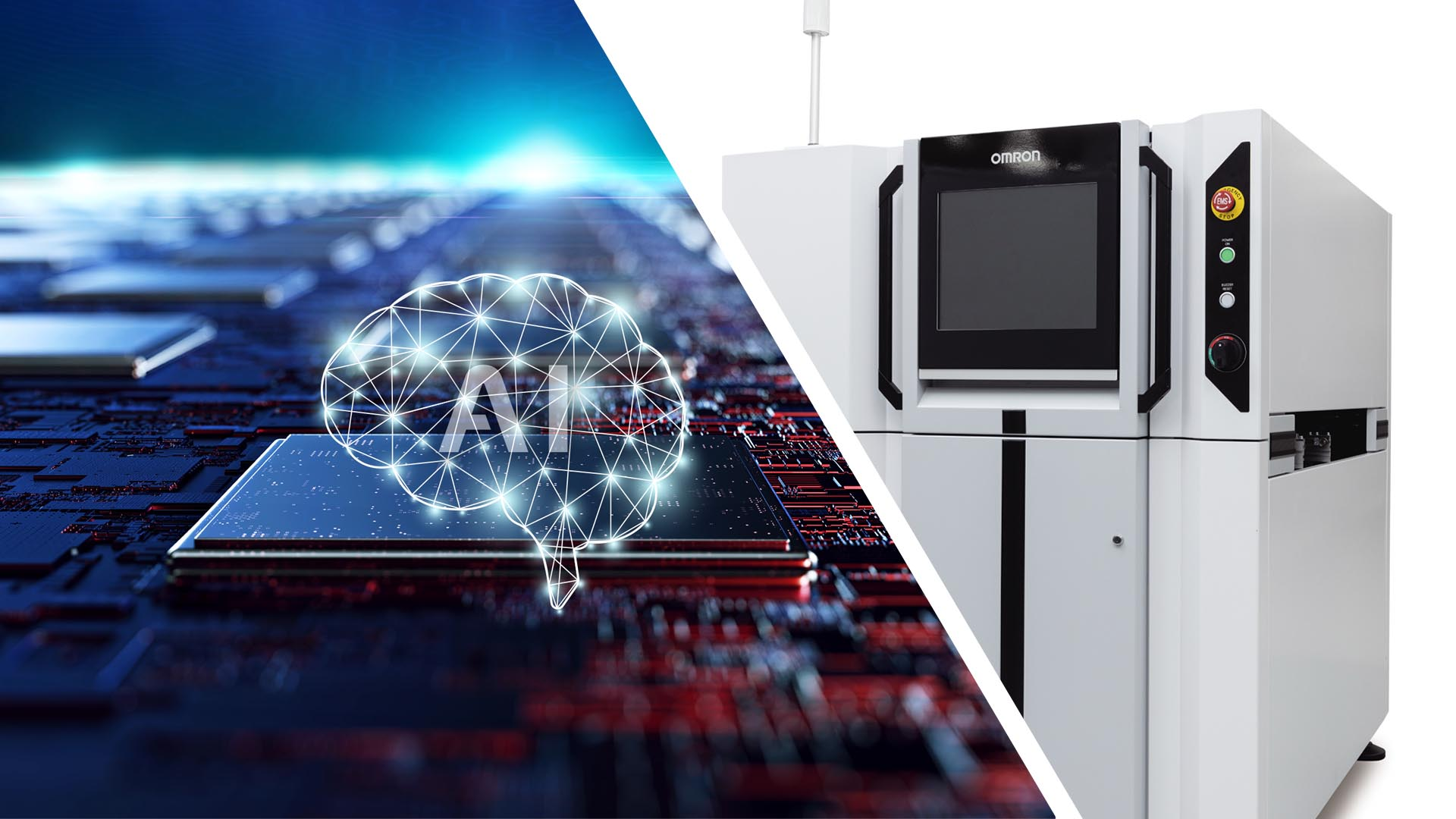 AI-Powered PCB Inspection System VT-S10 Series