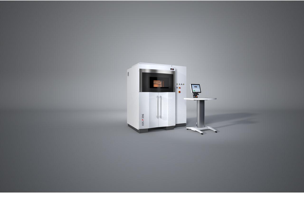 EOS P396 system