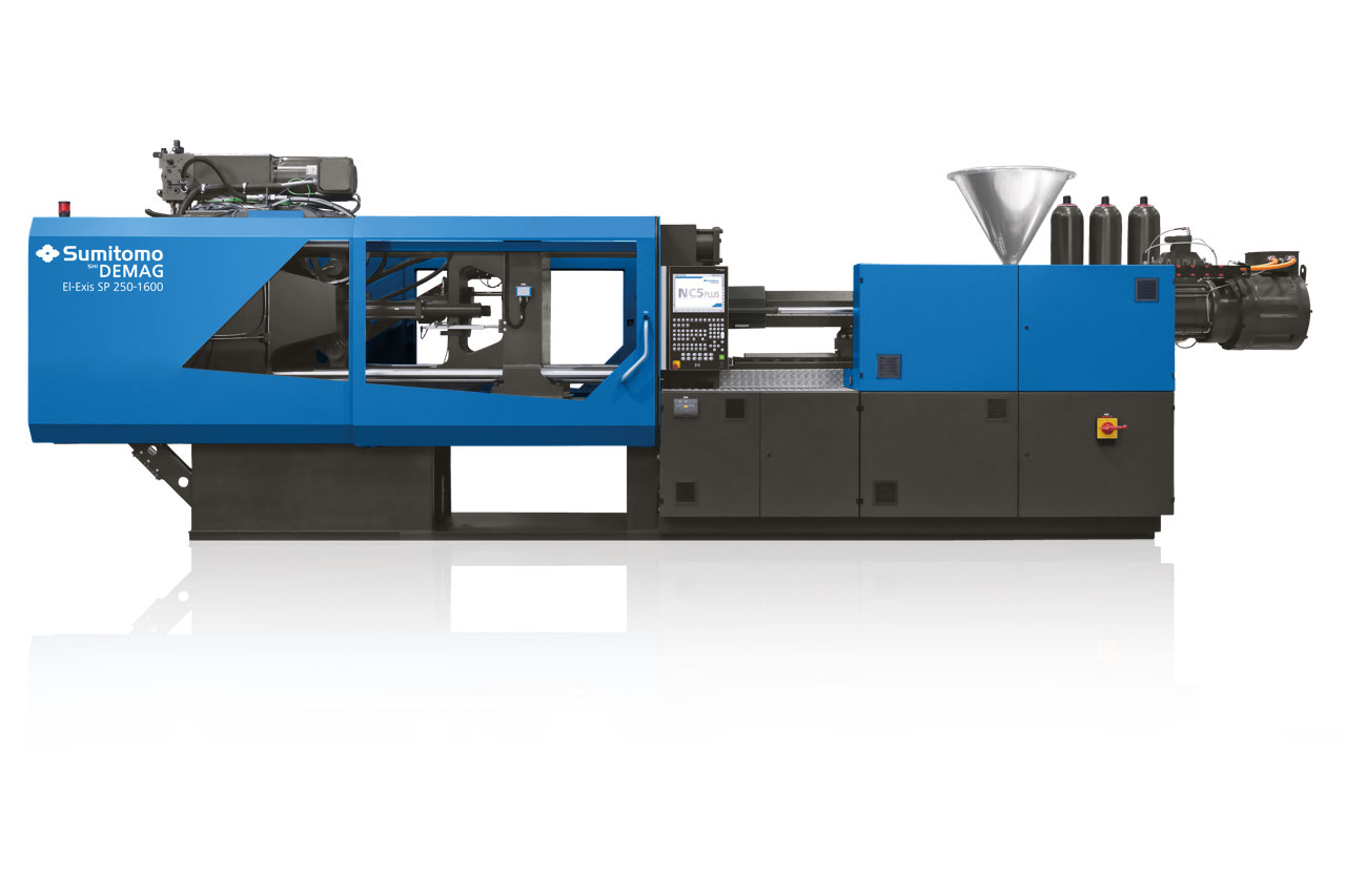 El-Exis SP proves its high-speed capabilities manufacturinga cup application