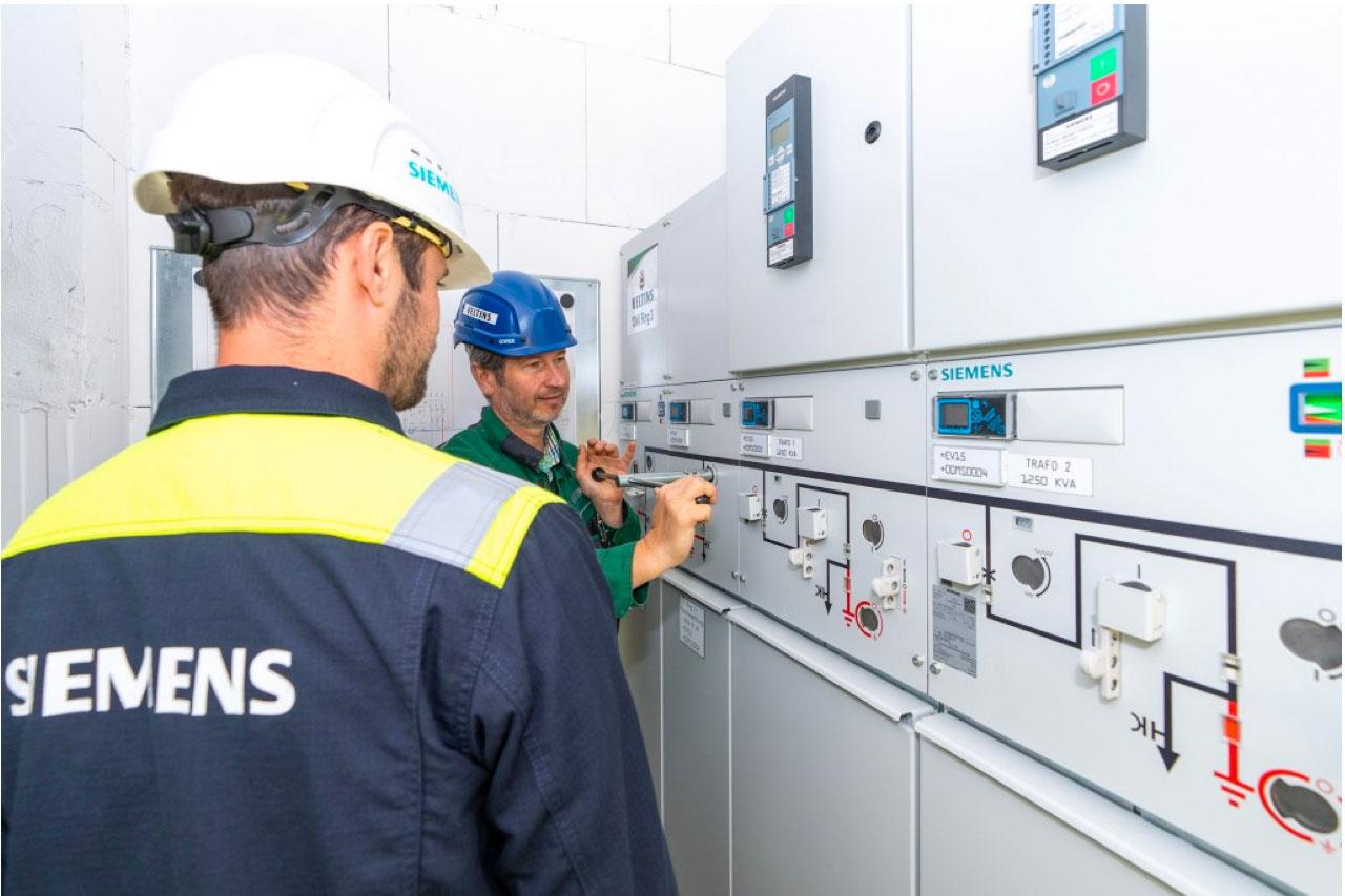 Veltins Siemens