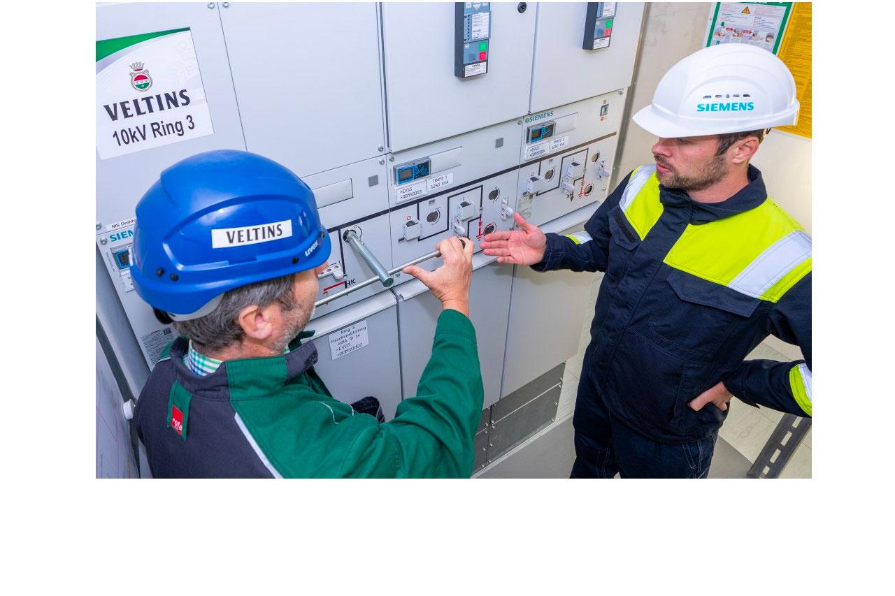 C&A Veltins Siemens